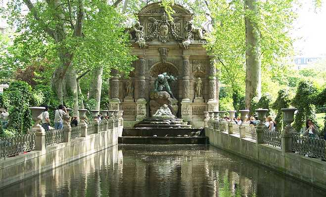 Jardins Luxembourg Luxembourg Gardens 6th Arrondissement Paris